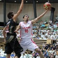 بسکتبال کاپ آسیا-حامد آفاق اسلامیه