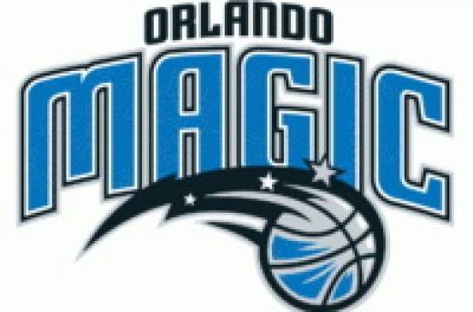 تیم های بسکتبال NBA-لوگو اورلاندو مجیک