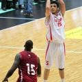 بسکتبال کاپ آسیا-روزبه ارغوان