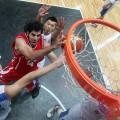 بسکتبال جام استانکوویچ-صمد نیکخواه بهرامی