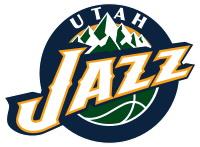 تیم های NBA-لوگو یوتا جاز