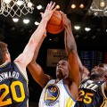 عکس مسابقات NBA-هریسون بارنز