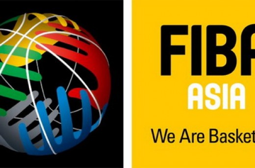 لوگوی فیبا آسیا