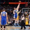 مرحله حذفی NBA-مسابقه دوم دنور ناگتز و گلدن استیت واریورز