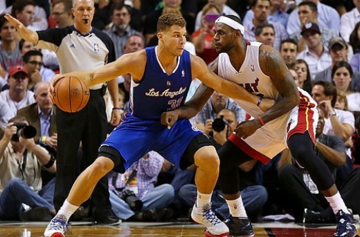 لبرون جیمز و بلیک گریفین عنوان بهترین بازیکنان هفته سوم NBA را کسب کردند