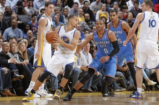 پیروزی راکتس و واریورز در مسابقات 14 نوامبر NBA