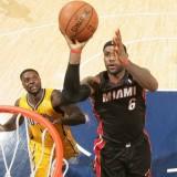 دومین مسابقه فینال کنفرانس شرق بسکتبال NBA در سال 2014