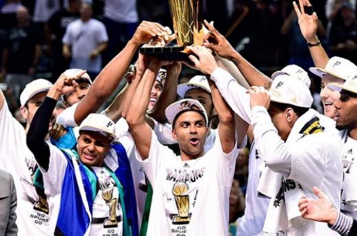 دانلود پنجمین دیدار فینال NBA بین سن آنتونیو و میامی به تاریخ 15 ژوئن 2014