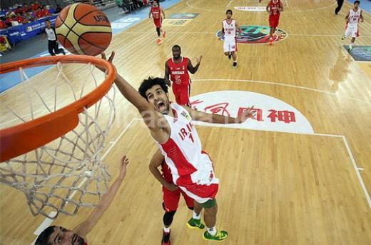 نتایج یک چهارم نهایی بسکتبال کاپ آسیا در سال 2014