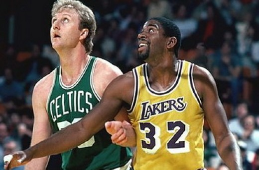فینال بسکتبال NBA در سال 1984
