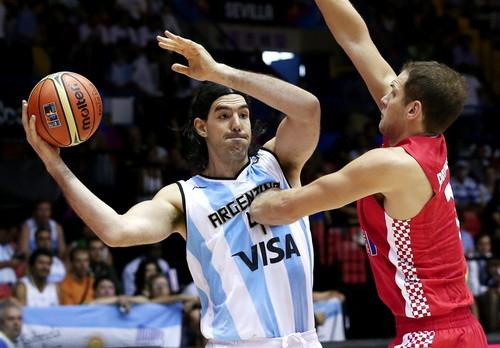 نتایج جام جهانی بسکتبال اسپانیا در روز دوم