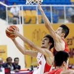 مسابقات فینال و رده بندی بسکتبال جوانان آسیا در سال 2014