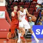 پیروزی تیم بسکتبال ایران مقابل چین در بازی های آسیایی اینچئون