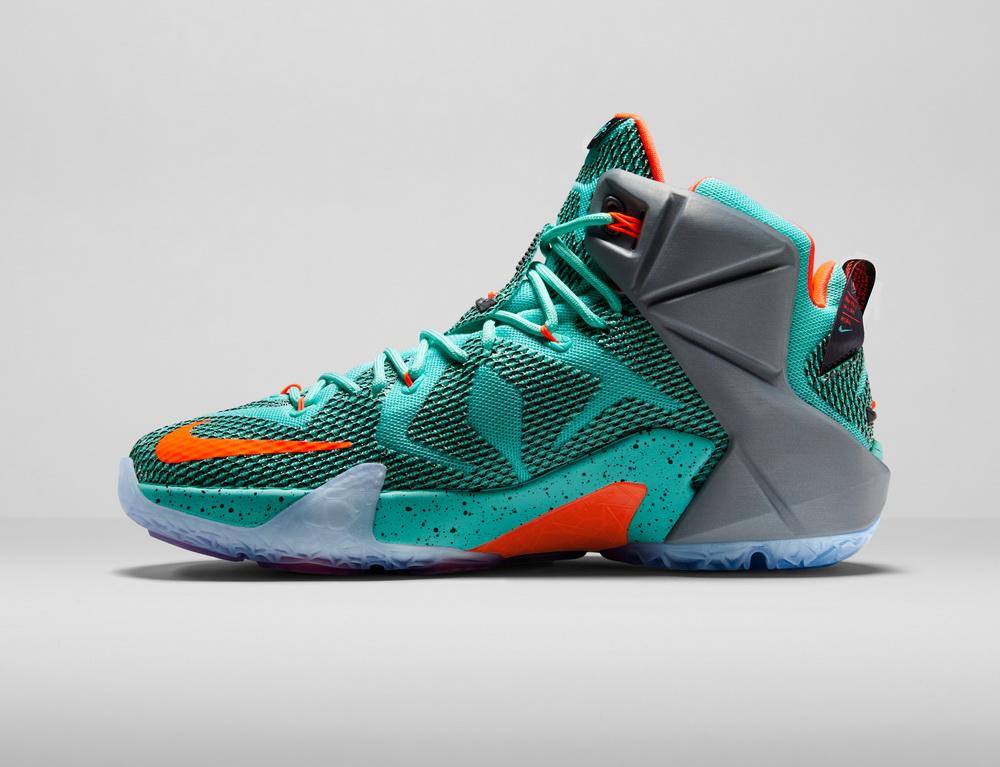 کفش lebron 12