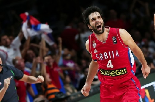 پیروزی صربستان بر فرانسه در نیمه نهایی جام جهانی اسپانیا