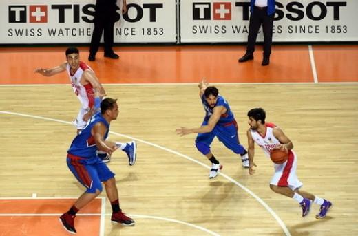 پیروزی تیم بسکتبال ایران برابر فیلیپین در بازی های آسیایی اینچئون