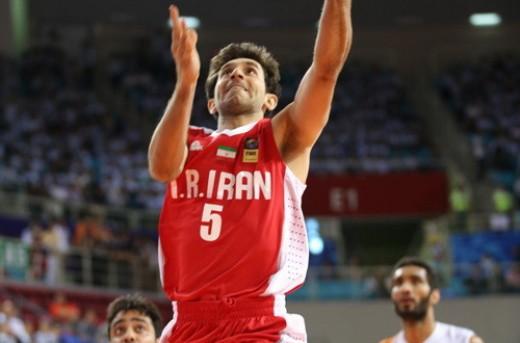 پیروزی تیم بسکتبال ایران برابر هند در بازی های آسیایی اینچئون