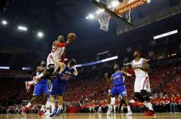 هیوستن حریف گلدن استیت در فینال کنفرانس غرب NBA در سال 2015 شد
