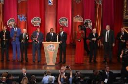 11 عضو جدید، رسما به تالار مشاهیر بسکتبال پیوستند