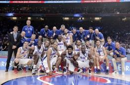 تیم بسکتبال فرانسه مدال برنز یوروبسکت 2015 را به دست آورد