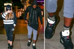 طبق قرارداد جیمز هاردن با آدیداس، او نمی تواند کفش های ایرجردن بپوشد