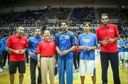 تیم ایران جام قهرمانی مسابقات بسکتبال ویلیام جونز 2015 را دریافت کرد