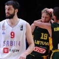 پیروزی لیتوانی مقابل صربستان در نیمه نهایی یوروبسکت 2015