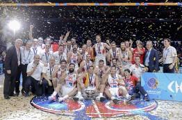 اسپانیا قهرمان بسکتبال جام ملتهای اروپا 2015