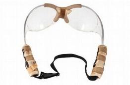 یکی از عینک های موزس مالون به حراج گذاشته می شود