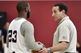 کناره گیری مایک شیشفسکی از سرمربیگری تیم بسکتبال آمریکا بعد از المپیک 2016