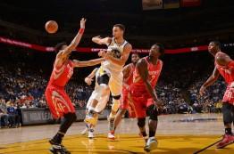 بازی های پیش فصل NBA در پانزدهم اکتبر 2015
