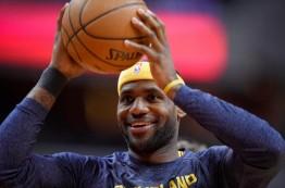 لبران جیمز همچنان محبوبترین بسکتبالیست نزد هواداران NBA است