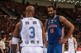 لیگ بسکتبال چین در 29 ژانویه 2016