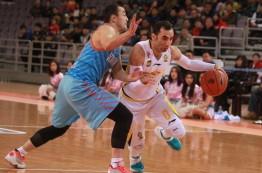 لیگ بسکتبال چین در 31 ژانویه 2016