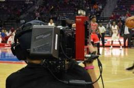 ممنوع شدن استفاده از دوربین های تلویزیونی حاشیهی نیمهی زمین توسط NBA