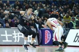 مرحلهی سی و سوم لیگ بسکتبال چین در فصل 2015-16