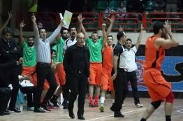 هفته بیست و دوم لیگ برتر بسکتبال ایران در فصل 94-95