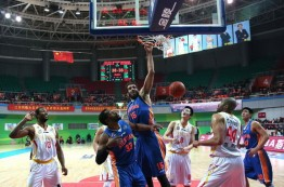 لیگ بسکتبال چین در سوم فوریه 2016