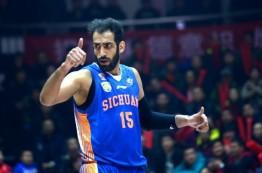 دومین پیروزی حدادی و سیچوان در نیمه نهایی لیگ بسکتبال چین
