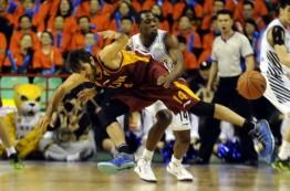نتایج مرحله حذفی لیگ بسکتبال چین در 19 فوریه 2016