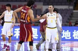 فصل عادی 2015-16 لیگ بسکتبال چین پایان یافت