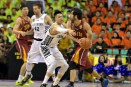 مرحله حذفی لیگ بسکتبال چین در هفدهم فوریه 2016