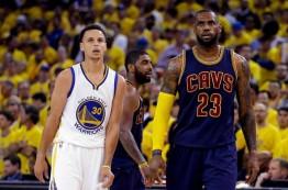 لبران جیمز و استفن کری بهترین بازیکنان NBA در فوریه 2016 لقب گرفتند