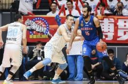 حامد حدادی و سیچوان به فینال 2016 لیگ بسکتبال چین رسیدند