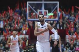 حامد حدادی به همراه سیچوان بلو والز قهرمان لیگ بسکتبال چین شد