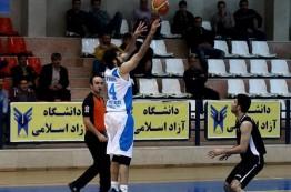 پلی آف لیگ برتر بسکتبال؛ سومین پیروزی دانشگاه آزاد برابر شهرداری اراک