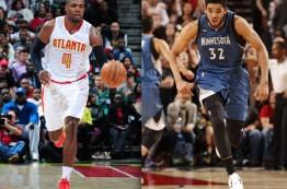 پاول میلسپ و کارل-انتونی تاونز؛ بهترین بازیکنان هفتهی NBA
