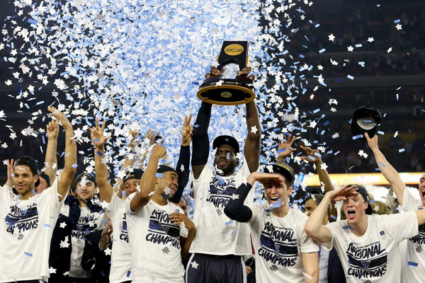 تیم بسکتبال ویلانوا وایلدکتز پس از 30 سال قهرمان تورنمنت NCAA شد