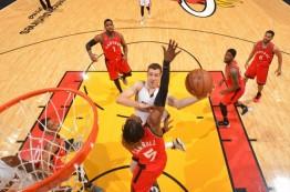 پیروزی میامی مقابل تورنتو در ششمین بازی نیمه نهایی کنفرانس شرق NBA