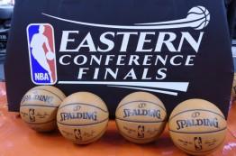 چهارمین مسابقهی فینال کنفرانس شرق ان بی ای در سال 2016